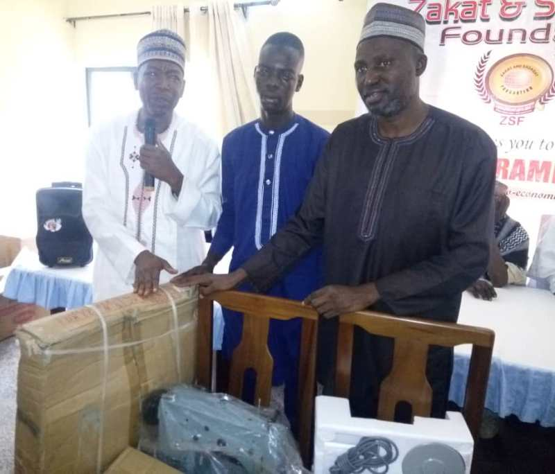 ZAKAT DISTRIBUTION CEREMONY (KOGI STATE), JULY 2019