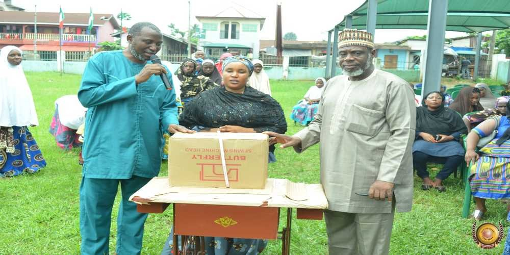 ZAKAT DISTRIBUTION CEREMONY (ABIA STATE), JULY 2019