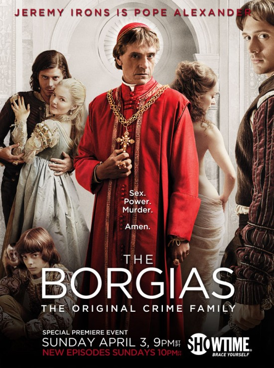 Les Borgia saison 2 épisode 10 streaming dans Series borgias1