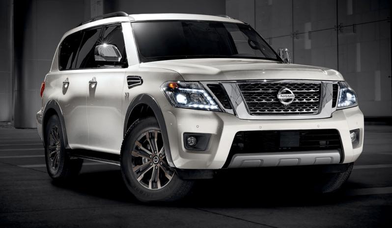 2016 Nissan Armada SUV
