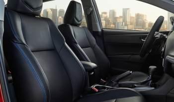 2018 Toyota Corolla full