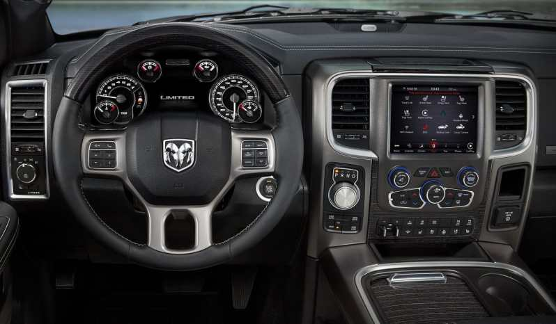 2018 Dodge Ram Quad Cab full