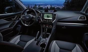 2019 Subaru Crosstrek full