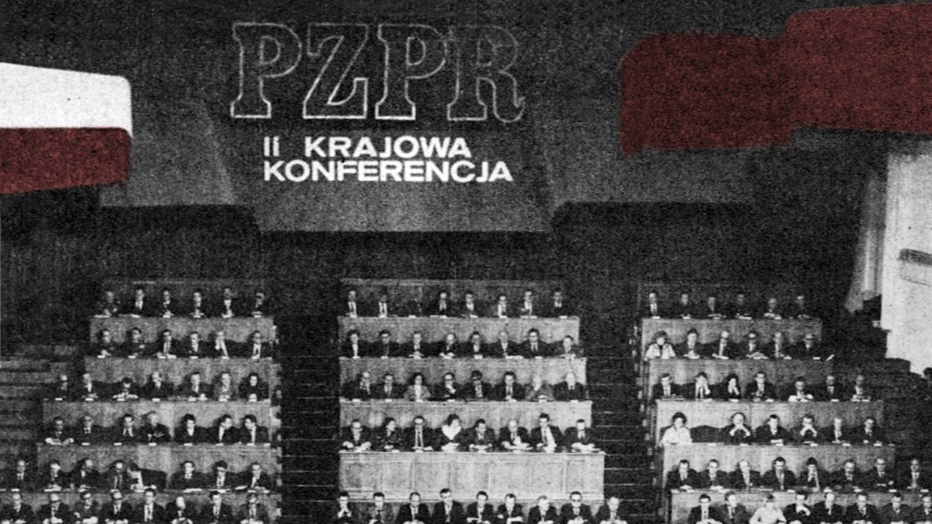 II Konferencja krajowa PZPR w 1978 r.