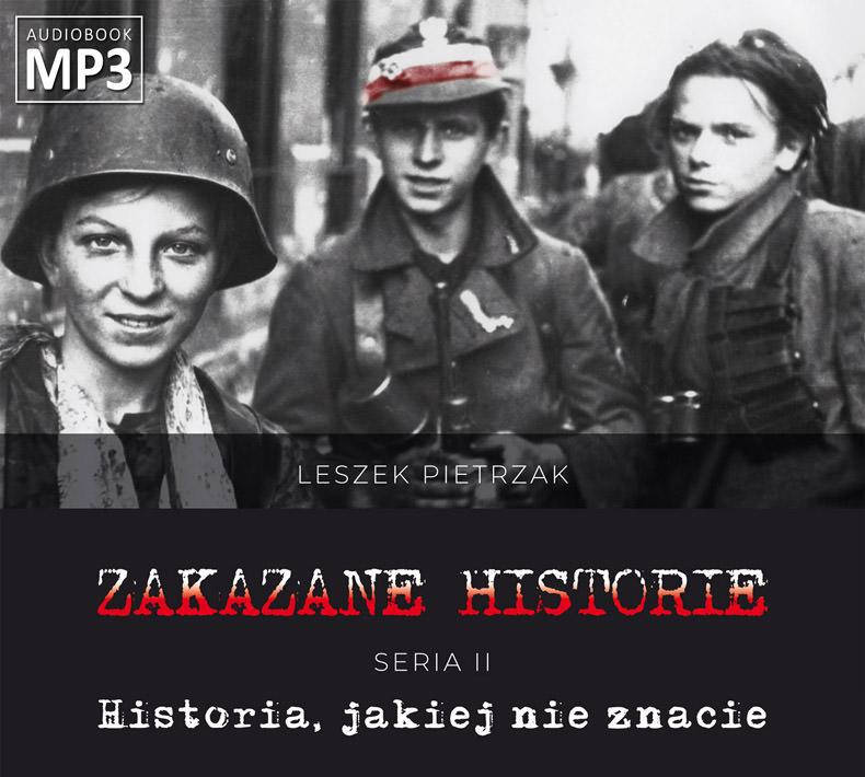 ZAKAZANE HISTORIE - SERIA II - mp3