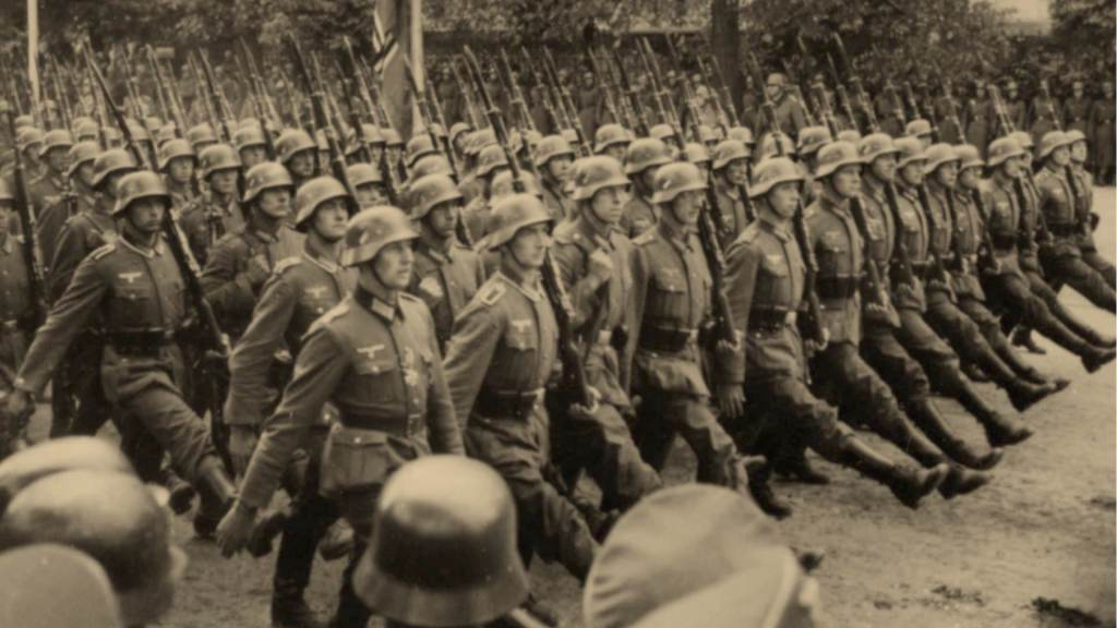 Dziadkowie z Wehrmachtu 1