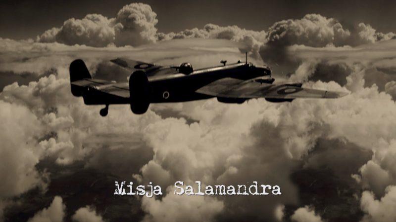 Misja Salamandra