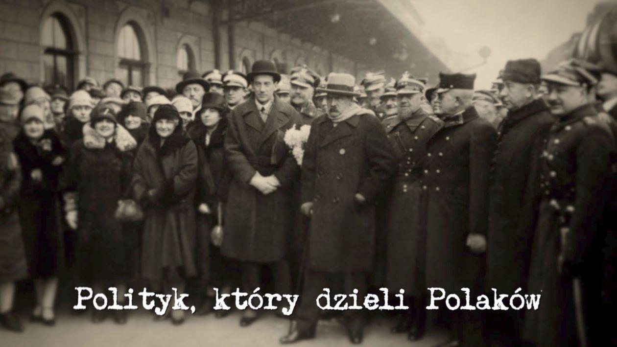Polityk, który dzieli Polaków