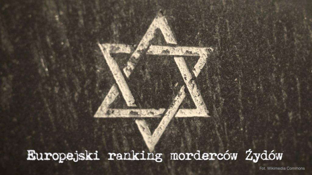 Europejski ranking morderców Żydów