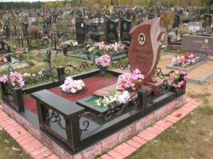 памятники из гранита в Минске цены фото