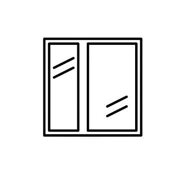 иконка замер окна