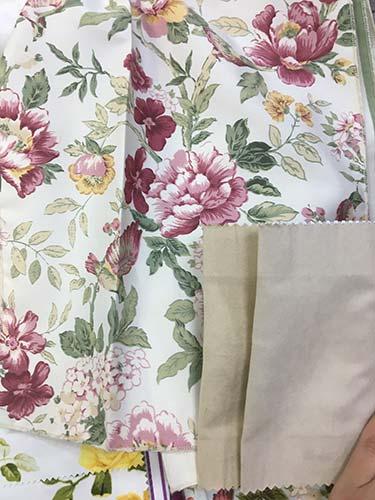 Вариант ткани для дизайна штор 2