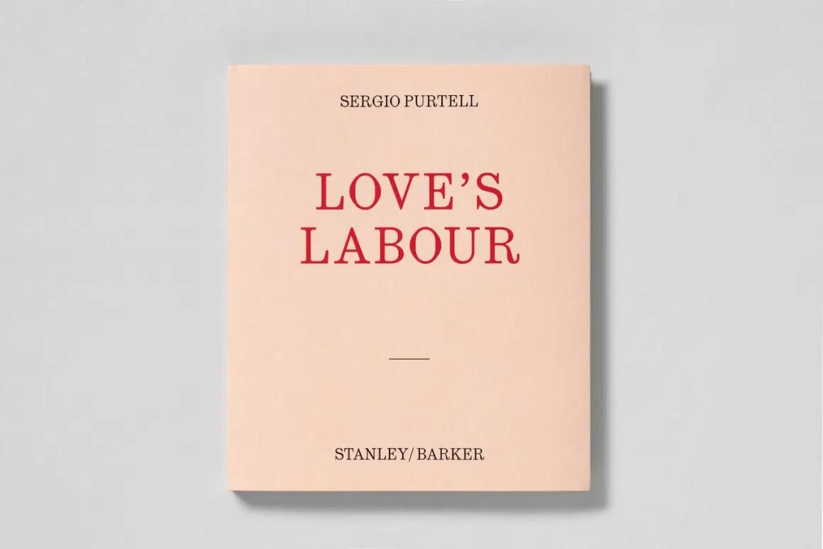 Sergio Purtell - Love's Labour cover