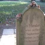 Header - Tombe de Moïse Mendelssohn à Berlin