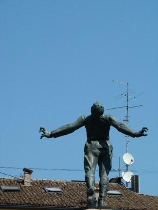 Parme, monument aux morts