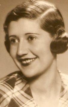 Josefina Carabias en 1935