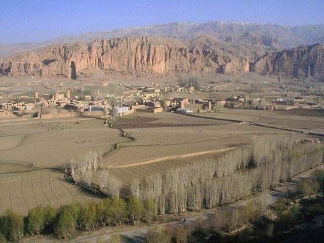 Vallé du Bamiyan