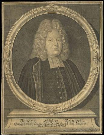 Johann Gustav Reinbeck