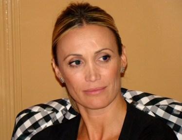 La torera Cristina Sanchez