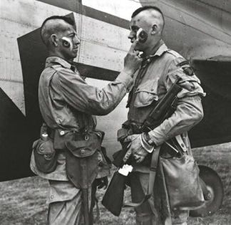 Parachutistes américains de la 101st Airborne Division
