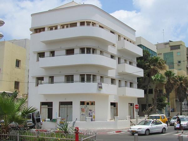 original_Bauhaus design-Tel Aviv-Alex Jilitsky