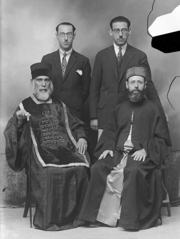 Les Juifs de Grèce
