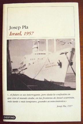 Israel, 1957 par Josep Pla