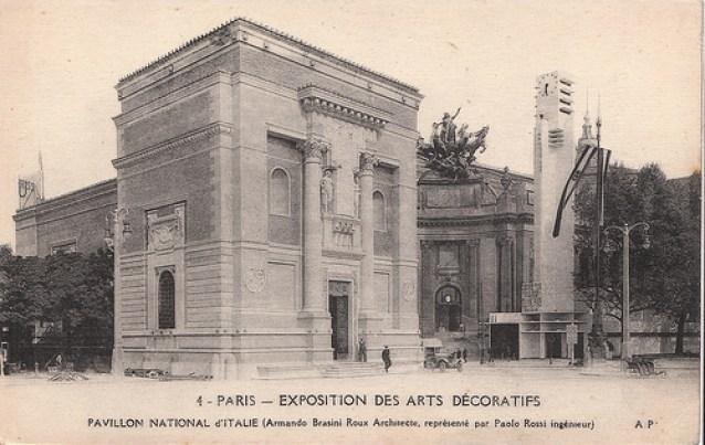 Pavillon d'Italie 1925