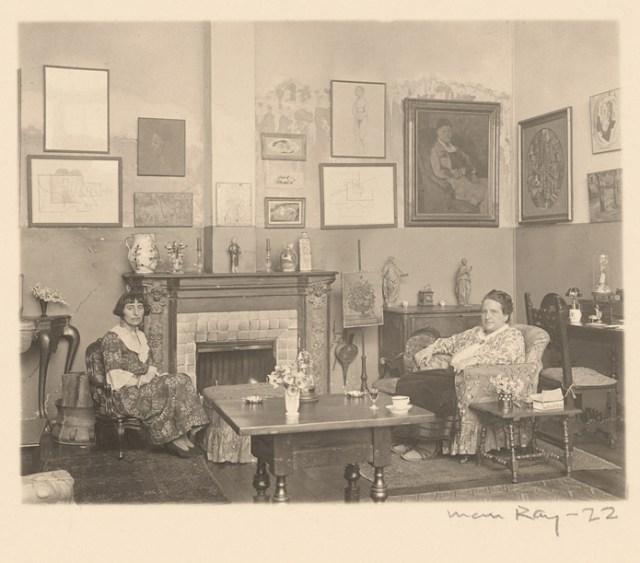 Chez Gertrude Stein