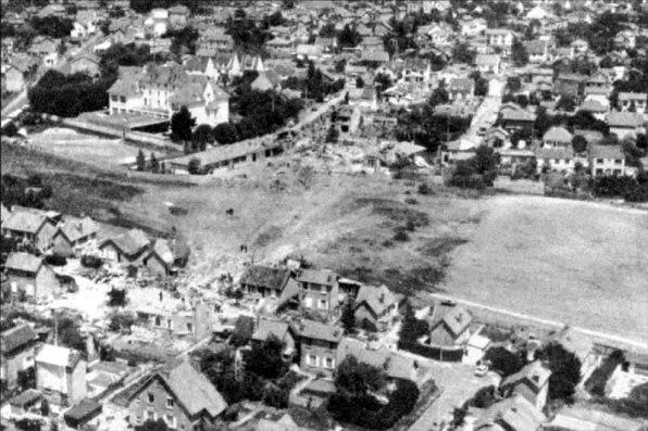 Goussainville crash