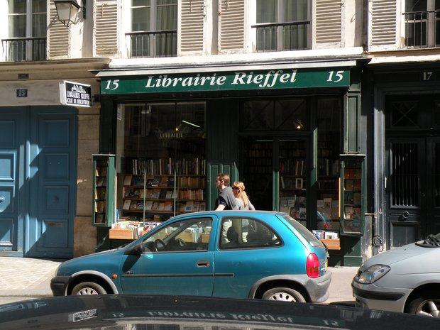 Librairie Rieffel de Paris