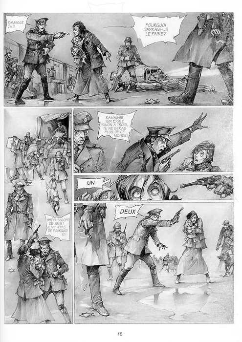 Auschwitz en bande dessinée