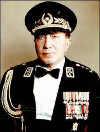 Général Bahram Aryana