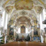Header, Biberbach, Wallfahrtskirche St Jakobus
