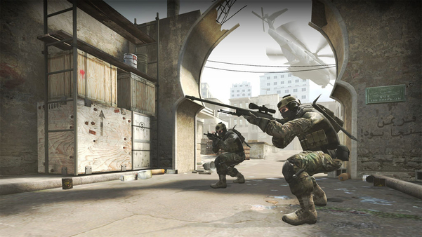 CounterStrike:Identifying the real ENEMY! (1/4)