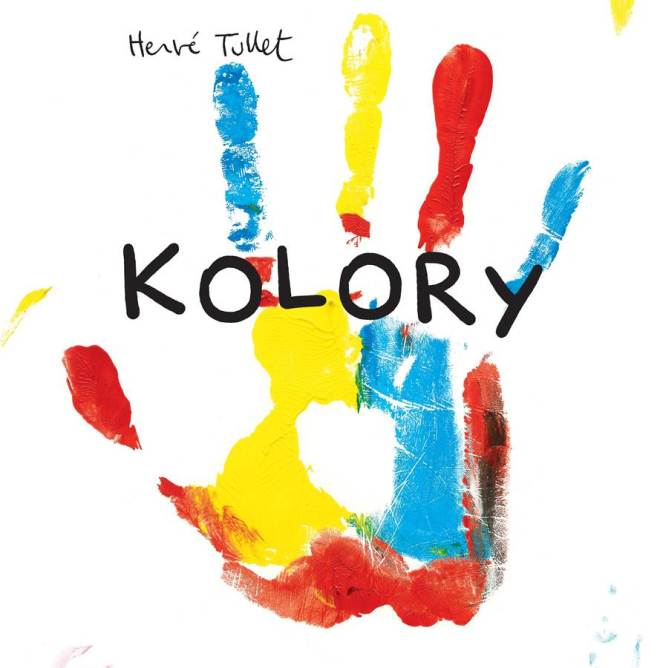 Kolory Book Cover