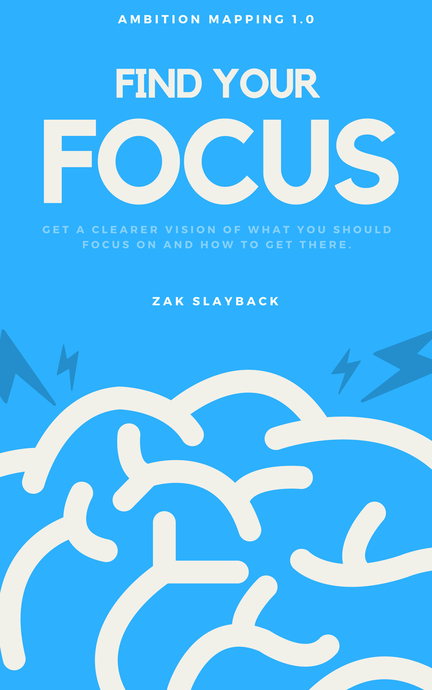 Find Your Focus And Stop Spinning Your Wheels