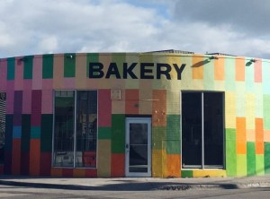 Zak The Bakery retail bakery in the Wynwood Arts District of Miami.