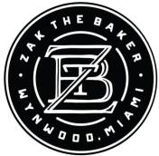 Zak The baker Logo
