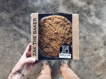 Image of Zak The Baker Apple Pie