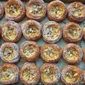 ZTB Bakery - Almond Pear Danish