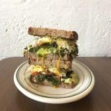 ZTB Deli - Veg Breakfast Sandwich
