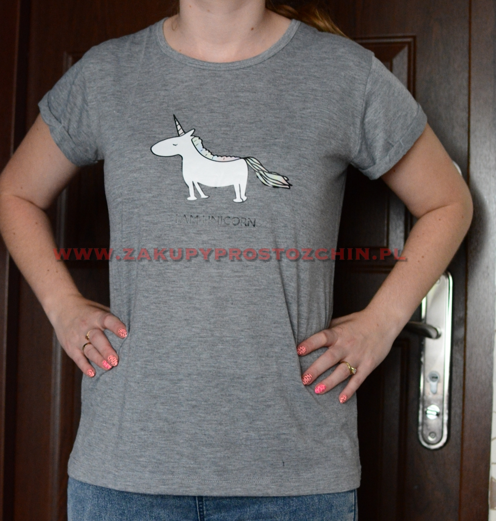 Koszulka t-shirt I'm Unicorn
