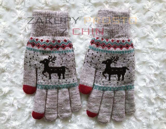 Cieplutkie rękawiczki