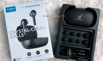 Słuchawki bezprzewodowe Anker Soundcare P2 Life – recenzja