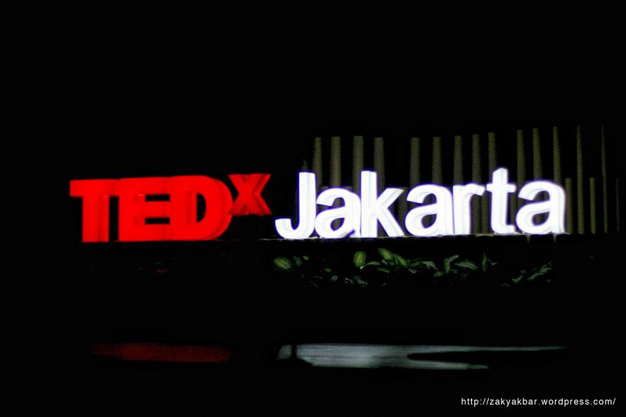 TEDx Jakarta : AWESOME! (1/6)