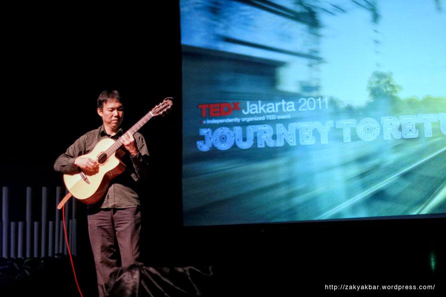 TEDx Jakarta : AWESOME! (3/6)
