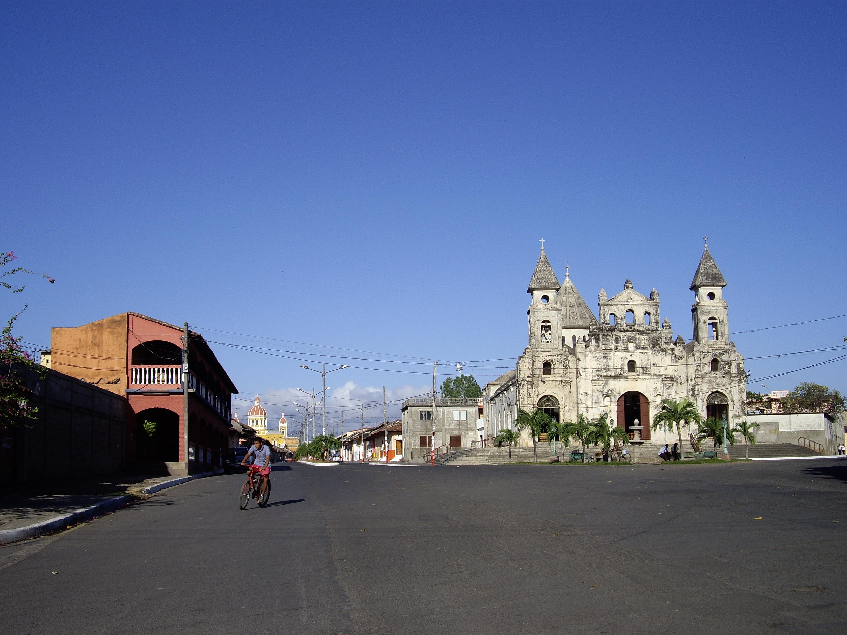 Grenada, La Catedral, Nicaragua