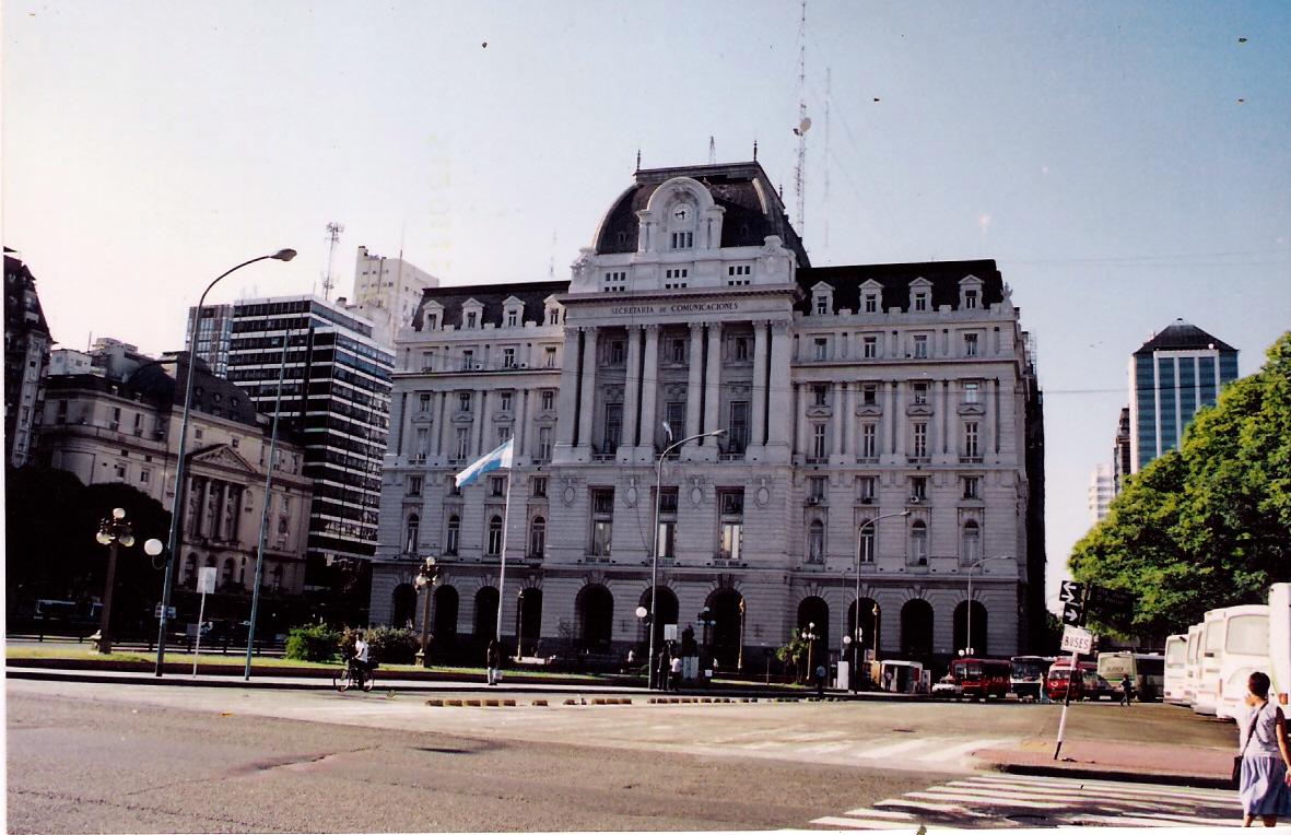 Secretaria de Comunicaciones
