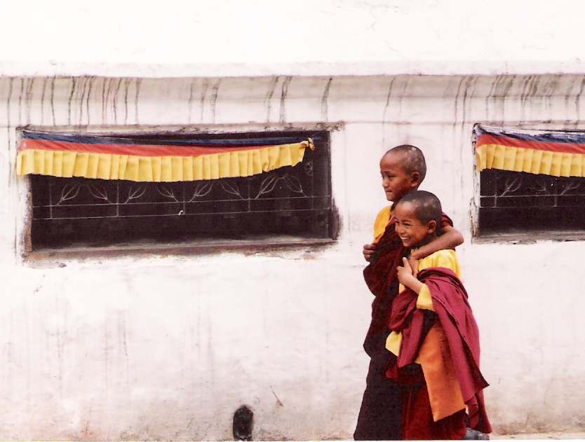 Θιβετανάκια στο Νεπάλ